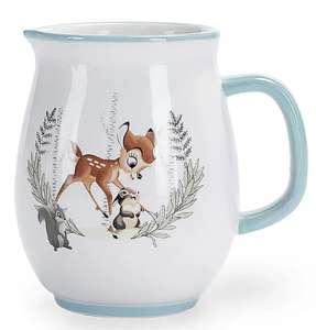 Disney White Bambi Milk Jug 300ml - £3 +Free Click & Collect @ Asda George