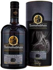 Bunnahabhain Toiteach A Dhà Islay Single Malt Scotch Whisky - £33.85 at Amazon (poss £28.77 with Sub & Save)