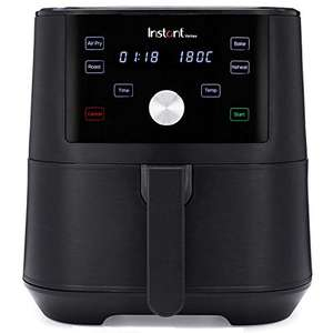 Instant Pot Vortex 4-in-1 Air Fryer 5.7L - Healthy Air Fryer, Bake, Roast and Reheat with 1700W of Power - £59.69 @ Amazon