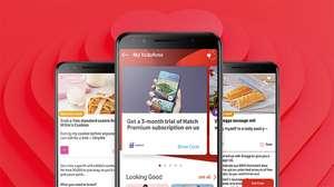 Get two Vue Cinema tickets for £7 @ Vodafone VeryMe Rewards