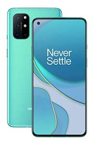 USED (Very Good) OnePlus 8T - 128GB - Aquamarine Green (Prime Exclusive) £224 @ Amazon France Warehouse