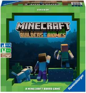 Minecraft Builders and Biomes board game £23.79 @ Amazon prime exclusive