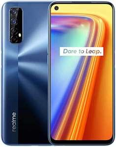 Realme 7 Mist Blue, 8+128GB, 6.5 FHD+ Full Screen Display, 48MP Quad Camera, 5000mAh 30W £134.99 Amazon Prime Exclusive