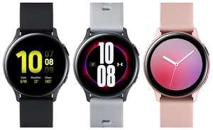 Samsung Galaxy Watch Active2 - Under Amour Edition 40 mm + £50 Samsung Cashback - Grey £159, Black or Pink £169 @ Amazon (Prime Exclusive)