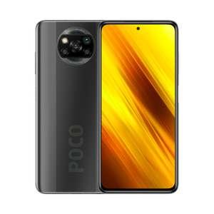 POCO X3 NFC- Smartphone 6+128GB 5160mAh, Shadow Gray Snapdragon 732G - £154 With Code @ Poco UK