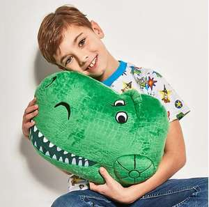 Various Big Face Cushions - £11.89 delivered, with code including Toy Story, Dumbo, Mickey Mouse & more @ shopDisney