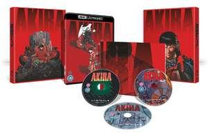 AKIRA Limited Edition 4K UHD + Blu Ray £26.55 Amazon Prime Exclusive
