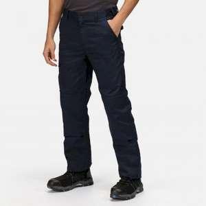 Regatta Men's Pro Multi Pocket Cargo Trousers in Navy or Black for £21.90 delivered using code @ Regatta