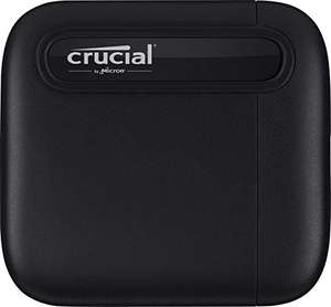 Crucial X6 4 TB Portable SSD External Solid State Drive, USB-C - £268.99 @ Amazon (Prime Deal Exclusive)