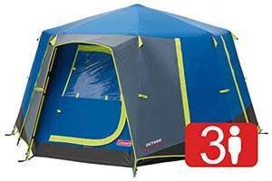 Coleman Tent Octago, 3 Man Tent - £89.91 @ Amazon Prime Exclusive
