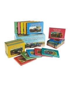 Thomas Complete Collection Book Set £19.99 (£2.95 delivery) @ Aldi