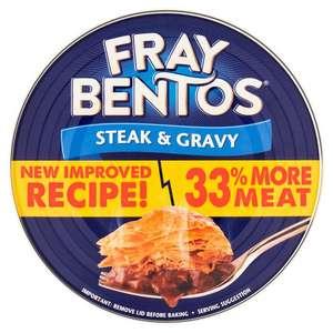 Fray Bentos Steak & Gravy Pie - 80p instore @ Asda (Bootle)