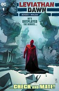 Leviathan Dawn issue 1 e-comic free at Comixology (DC Comics, Bendis + Maleev)