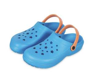 Clogs - £1.99 kids / £2.99 adults + £2.95 delivery or buy in store from 24th June @ Aldi