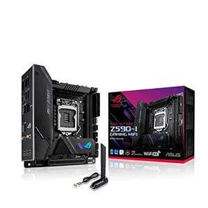 ROG Strix Z590-I Gaming LGA1200 ITX motherboard (used-like new) £208.12 - Amazon Prime Exclusive @ Amazon Warehouse