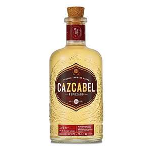Cazcabel Reposado Tequila - 100% Agave Tequila - Award Winning - 70cl Amazon Prime Exclusive £20.99 @ Amazon