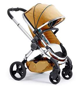 Icandy Peach Chrome Nectar Pushchair and Carrycot Set Amazon Prime Exclusive £385 @ Amazon
