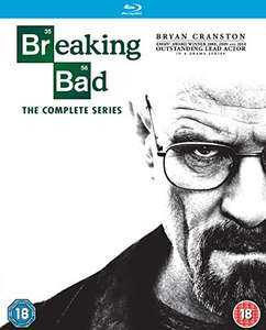 Breaking Bad - The Complete Series [Blu-ray] £28 Amazon Prime Exclusive