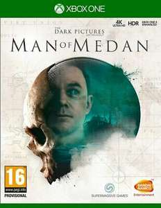 The Dark Pictures Man of Medan (Xbox One) £9.99 Delivered @ Boss Deals via eBay