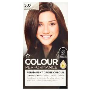 FREE 1 x Colour Performance Permanent Hair Dye for Superdrug Health & Beautycard holders (Selected Accounts via email) instore @ Superdrug
