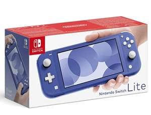 Nintendo Switch Lite - BLUE £179.99 - Amazon prime exclusive