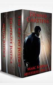 Marc Kadella Series (Vol 1-3) Legal Thriller Series - Kindle Edition Free @ Amazon