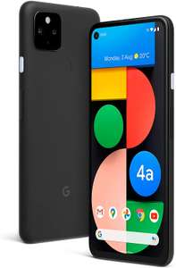 Google Pixel 4a 5G Android Mobile phone- 128GB Just Black, SIM Free, Adaptive Battery - £465 @ Amazon