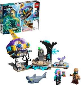 LEGO Hidden Side 70433 J.B.'s Submarine £11.99 @ Zavvi