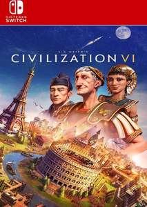 [Nintendo Switch] Civilization VI - £10.99 @ CDKeys