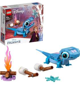 LEGO Disney 43186 Frozen 2 Bruni the Salamander Toy £6 at Argos (free click and collect)