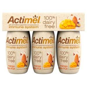 Actimel Dairy Free Mango & Passion Fruit £2 @ Asda
