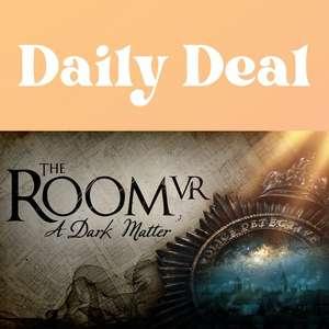 The Room VR: A Dark Matter £15.99 @ Oculus Quest store