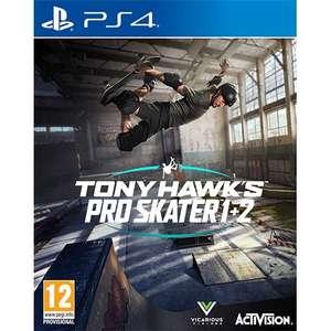 Tony Hawk's Pro Skater 1 & 2 for Sony PlayStation - £5 @ AO (UK Mainland)