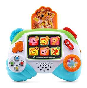 LeapFrog Level Up and Learn Controller, Learning Toy with Sounds & Colours, Educational Toy for Kids £7.99 Prime (+£4.49 Non-Prime) @ Amazon
