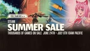 Steam Summer Sale : Witcher 3 £4.99 | GOTY £6.99 | FTL, Hotline Miami £1.74 | Ori £3.74 | Deus Ex 69p | Hellblade £6.24 | Stardew + more)