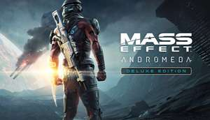 Mass Effect™: Andromeda Deluxe Edition (PC) - £6.24 at Steam