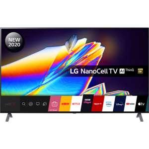 "LG 55NANO956 55"" 8K Nano Cell Smart TV £724 delivered with code @ rgbdirect / ebay"
