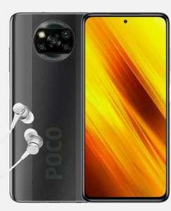 Refurbished Excellent - Xiaomi POCO X3 NFC - 128GB - 6GB RAM Octa Core Shadow Grey Smartphone - £131.99 With Nectar Code @ Phoneus / Ebay