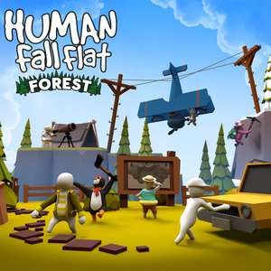 Human: Fall Flat (Forest level) free {base game required} @ Playstation Store
