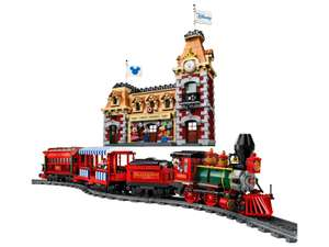LEGO Disney Train and Station - £269.99 instore at Disney Store, Liverpool