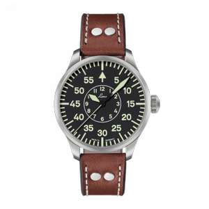 Laco Men's Pilot automatic 42mm watch - £263.50 delivered @ CW Sellors