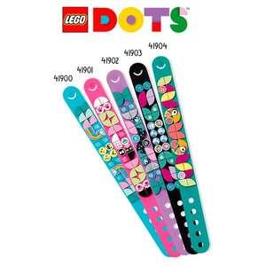 LEGO DOTS Bracelets - £1.25 each @ Tesco