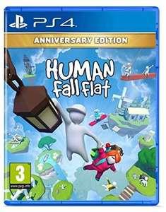 Human: Fall Flat - Anniversary Edition (PS4) £12.99 + £2.99 Non Prime @ Amazon