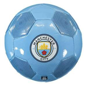 Manchester City Football Size 2 - Sky £1.02 with code +£4.95 delivery +£1.99 handling = £7.96 @ Manchester City Football