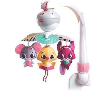 Tiny Love Take-Along Mobile, Baby Mobile and Stroller Activity Toy with Music £14.99 (+£4.4 non-prime) @ Amazon