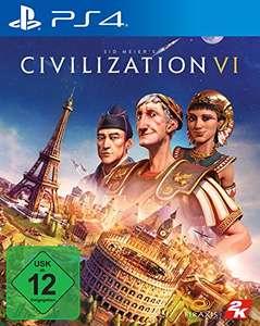 Sid Meier´s Civilization VI for PS4 £10.58 Prime (+£2.99 Non-Prime) UK Mainland Sold by Amazon EU @ Amazon