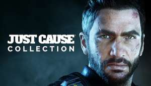 [P.C] Just Cause Complete Collection £12.81 at Humble Bundle