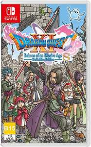 Dragon Quest XI Switch £16 in store at Smyths Toys Ashford, Kent