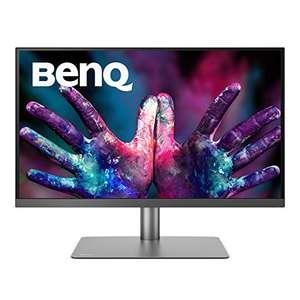 BenQ PD2720U Thunderbolt 3 Monitor for Graphic Design, 27 Inch 4K HDR UHD, DCI-P3 , Black £316.92 @ Amazon