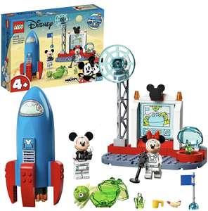LEGO Disney 10774 Minnie Mouse's Space Rocket £12.38 Amazon Prime (+£4.49 Non Prime)